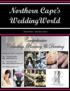 Northern Cape's Wedding World - Dec-Jan2012