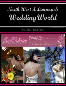 gww septoct 2011 North West & Limpopo's Wedding World - Dec-Jan