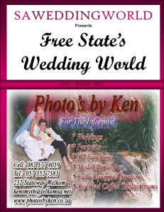 SA Wedding World Free State\'s Wedding World
