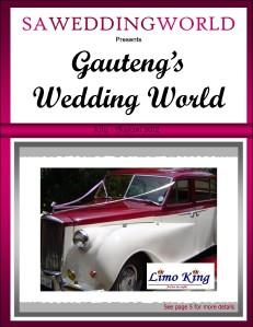 SA Wedding World Gauteng\'s Wedding World