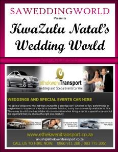 SA Wedding World KZN\'s Wedding World