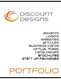 SA Wedding World Discount Designs Portfolio