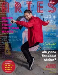 Aries Magazine Aries July 2013