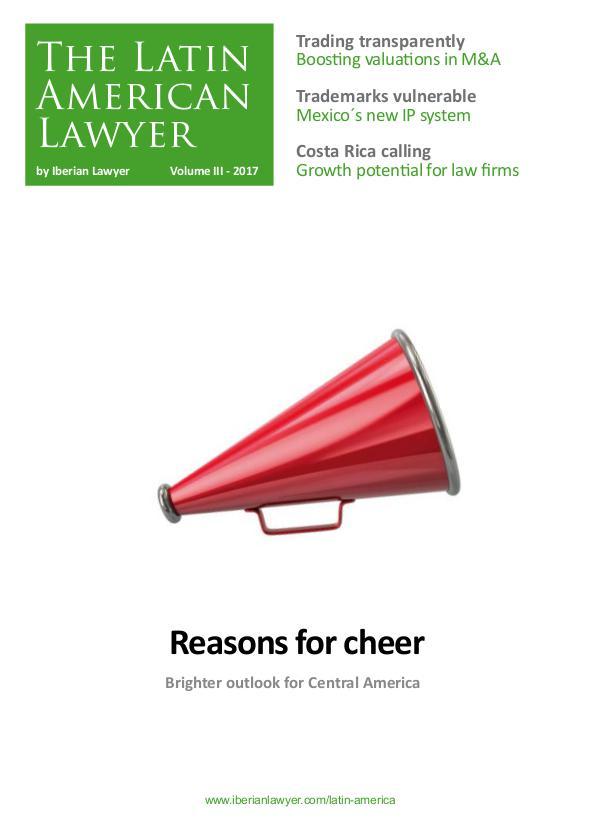 The Latin American Lawyer magazine Volume III - 2017 (2)