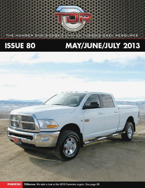 Turbo Diesel Register Issue 80