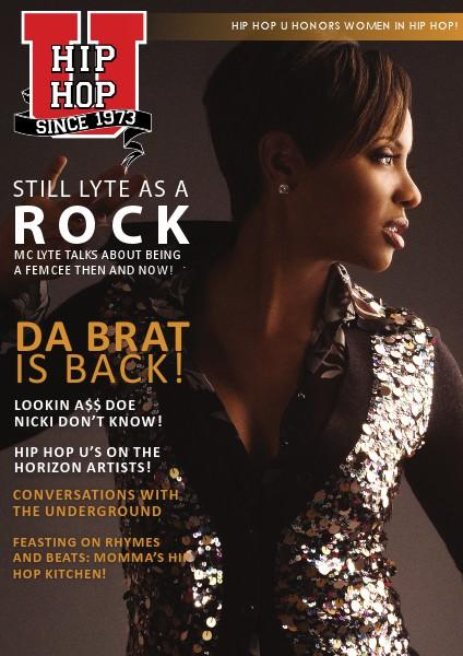 Hip-Hop U - Multimedia Magazine March 2014
