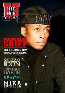 Hip-Hop U - Multimedia Magazine