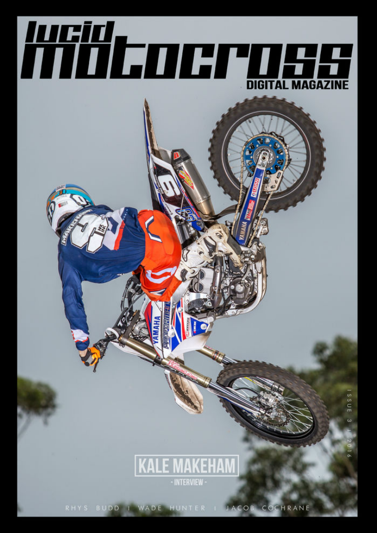 Lucid Motocross Issue 3 | April 2016