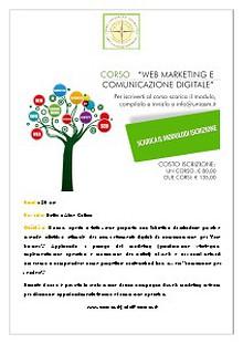LUNIASM - PROGRAMMA CORSO WEB MARKETING
