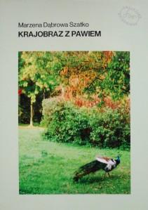 Krajobraz z Pawiem