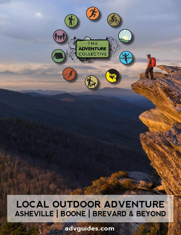 The Adventure Collective 2017 WNC Adventure Guide
