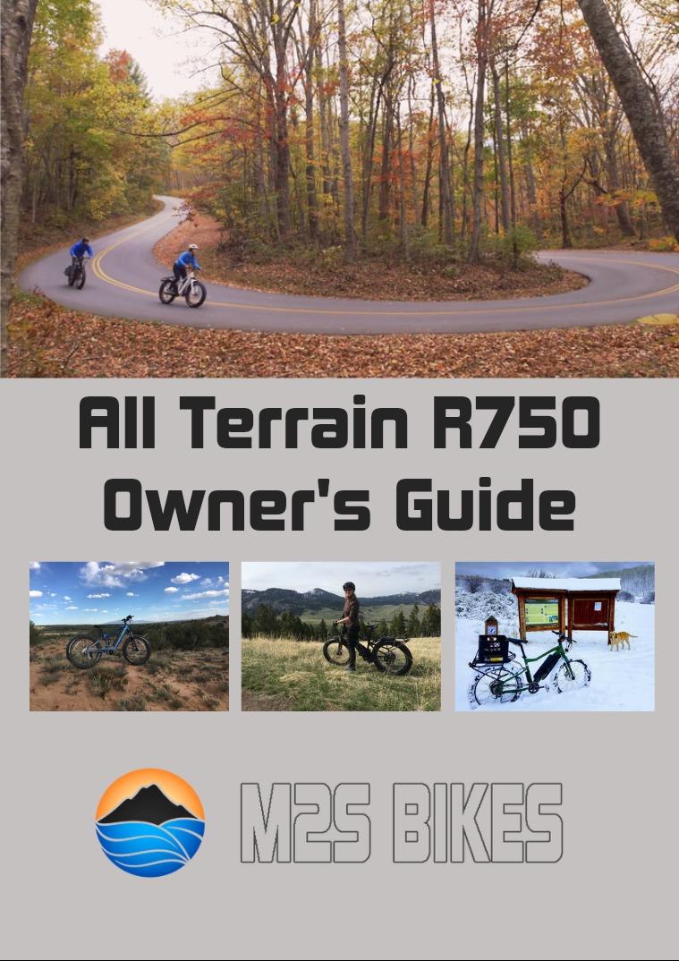 M2S Bikes Owner's Guides All Terrain R750