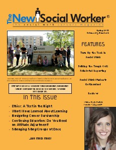 The New Social Worker Vol. 20, No. 2, Spring 2013
