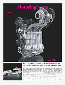 Motoring News Issue 3