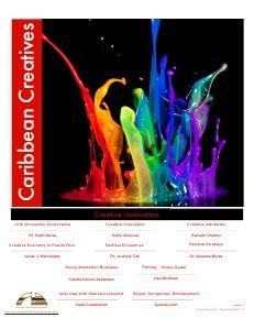 Caribbean Creatives July-Sept 2013