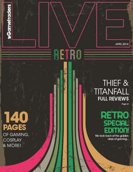 April Edition Live Magazine - April 2014 Issue.