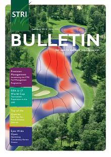 STRI (Sports Turf Research Institute) Bulletin