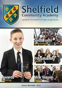 Ormiston Shelfield Community Academy