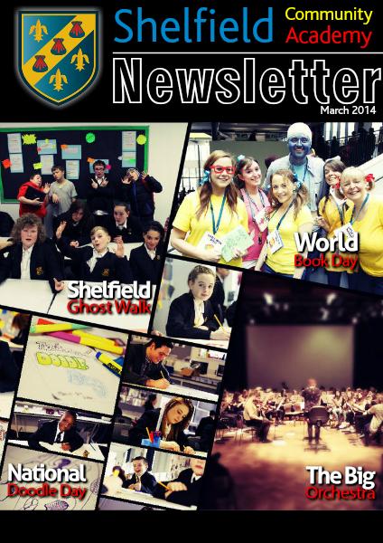 Ormiston Shelfield Community Academy March 2014