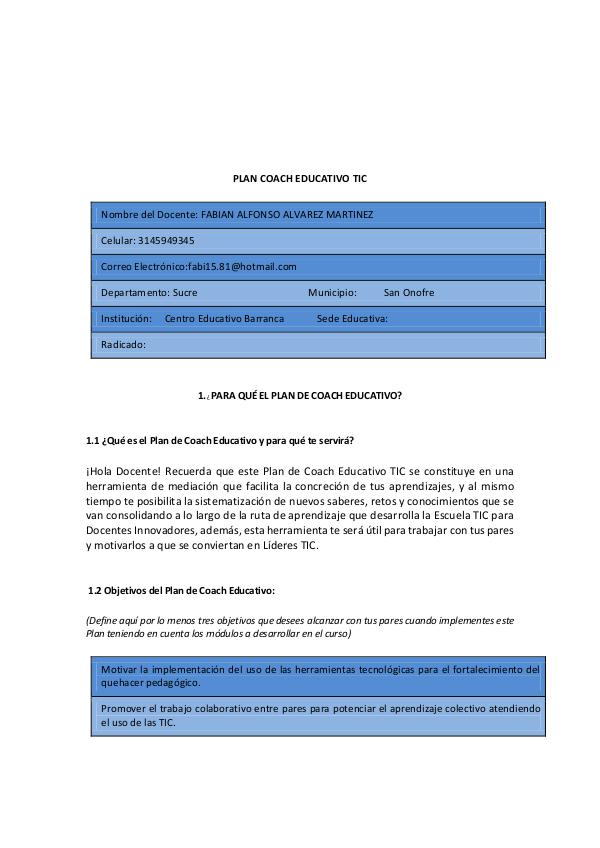 PLAN COACH Plan_Coach_Educativo