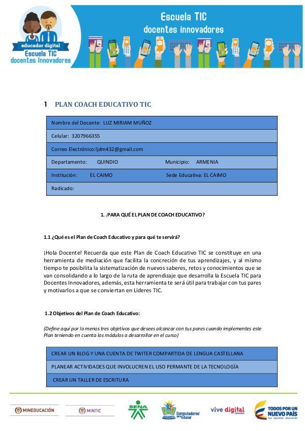 PLAN COACHING EN LA ESCUELA Plan_Coach_Educativo_TIC