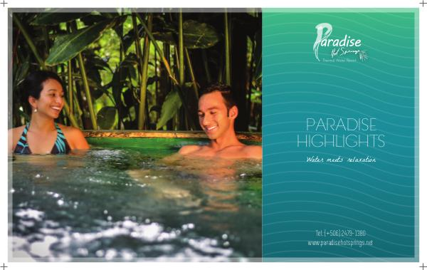Paradise Hot Springs Photobook 2019