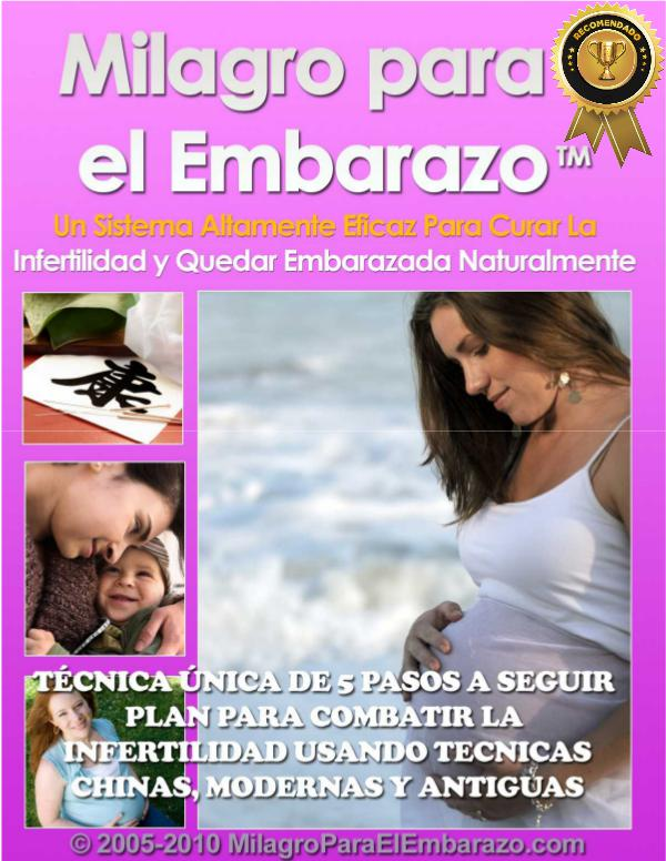 MILAGRO PARA EL EMBARAZO PDF LIBRO COMPLETO LISA OLSON DESCARGAR 2019