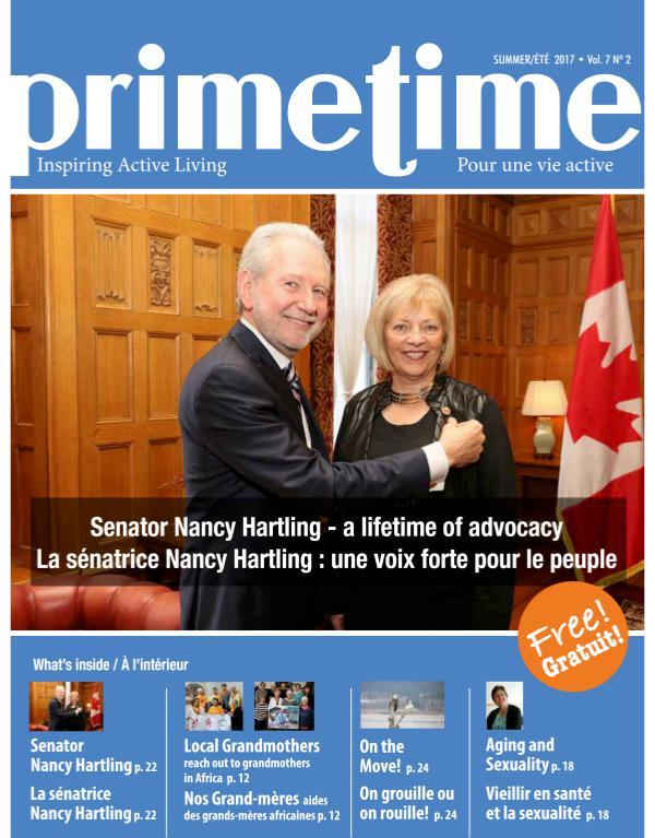 PrimeTime Magazine PrimeTime June 2017
