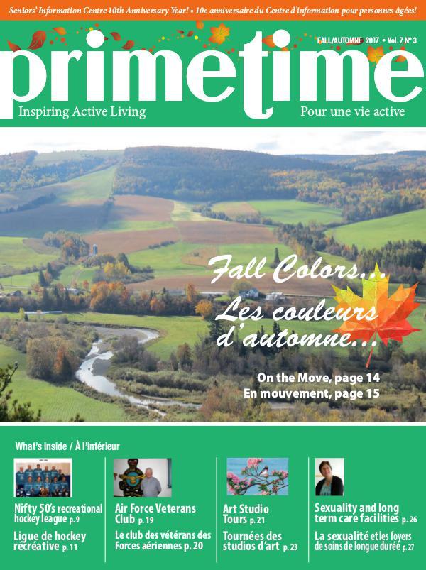 PrimeTime Fall 2017