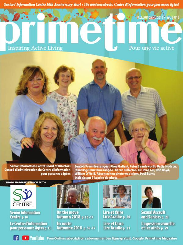 PrimeTime Fall 2018