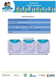 plan coaching