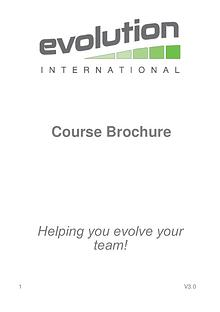 Evolution International Ltd