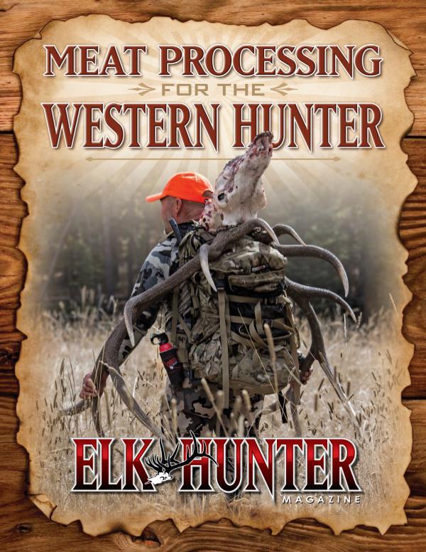 Western Hunter Books Meat Care Book