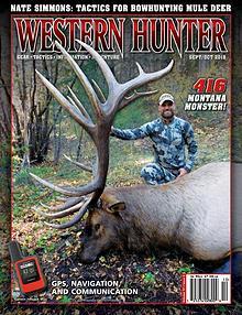 Western Hunter Magazine