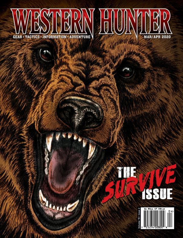 Western Hunter Magazine March/April 2020 #74