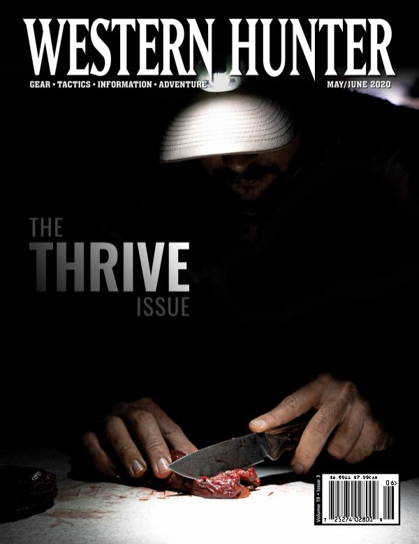 Western Hunter Magazine May/June 2020 #75