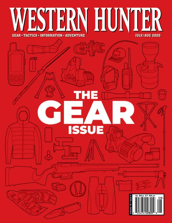 Western Hunter Magazine July/August July/August 2020 #76
