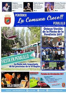 Periodico La Comuna Crece 01-2017