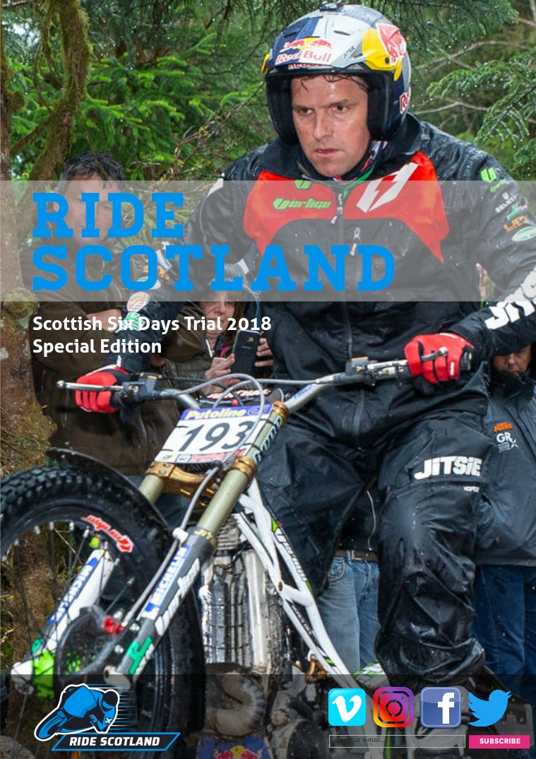 Scottish Six Days Trial Special Edition