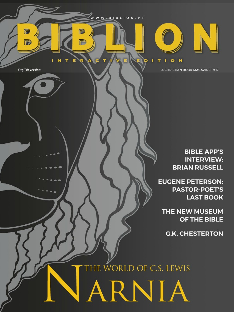 BIBLION MAGAZINE INTERACTIVE EDITION (EN) #5 / SEP-OCT 2017