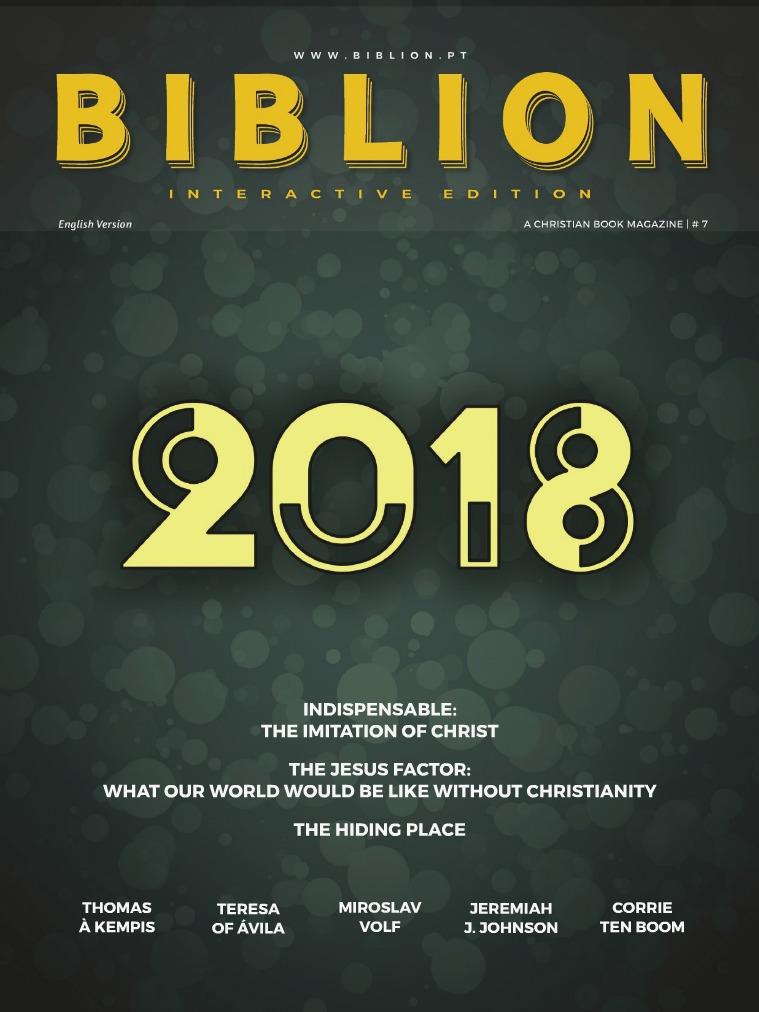 BIBLION MAGAZINE INTERACTIVE EDITION (EN) #7 / JAN-MAR 2018