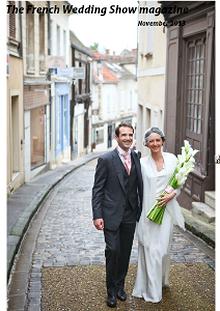 The French Wedding Show magazine