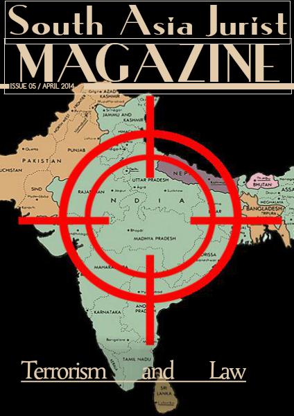 South Asia Jurist Volume 05