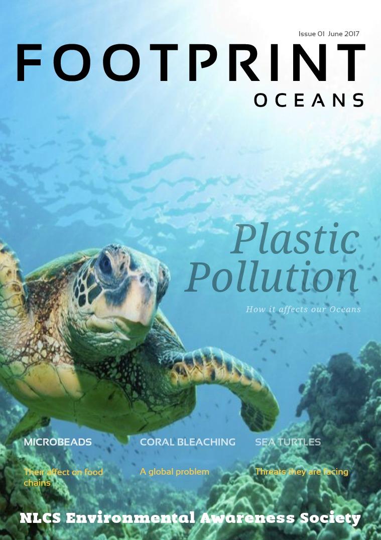 Footprint Magazine 1 - Oceans