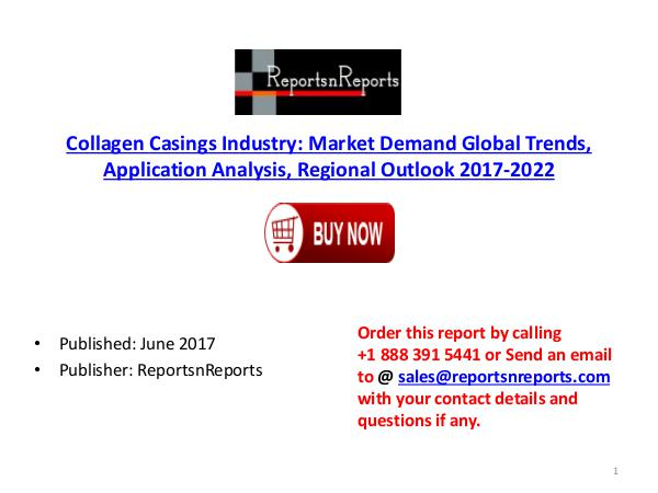 Global Dichlorobenzene Industry 2017 Market Research Report collegen casing