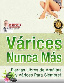 VARICES NUNCA MAS PDF LIBRO COMPLETO ESTEFANIA GARRET DESCARGAR