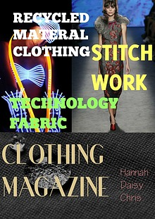 clothing magazine