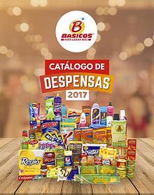 CATÁLOGO DE DESPENSAS 2017