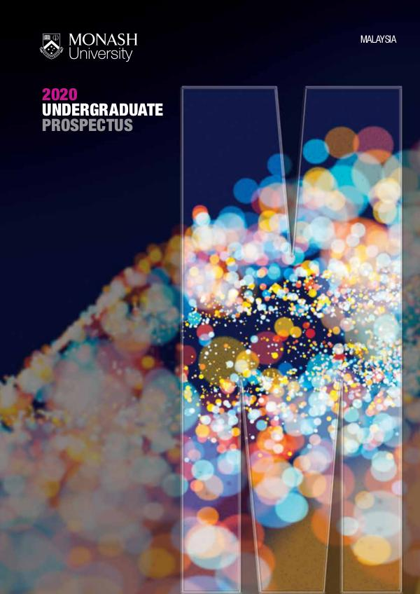 Undergraduate Prospectus 2020 (Mar 2020)