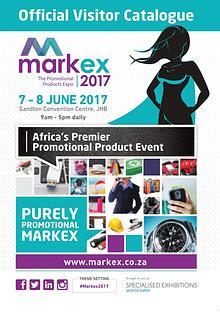 Markex 2017 Visitor Catalogue